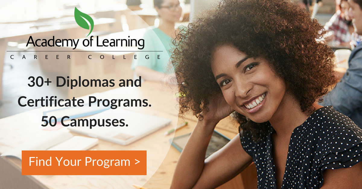 30+ diplomas and certificate programs. 50 campuses.