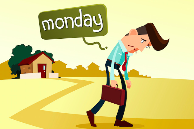 Worker-on-Monday