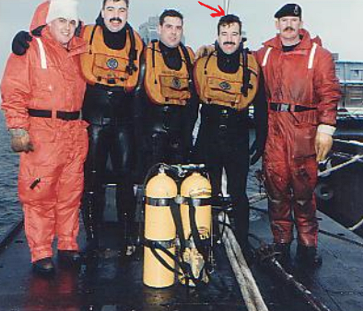 Submarine Dive Team